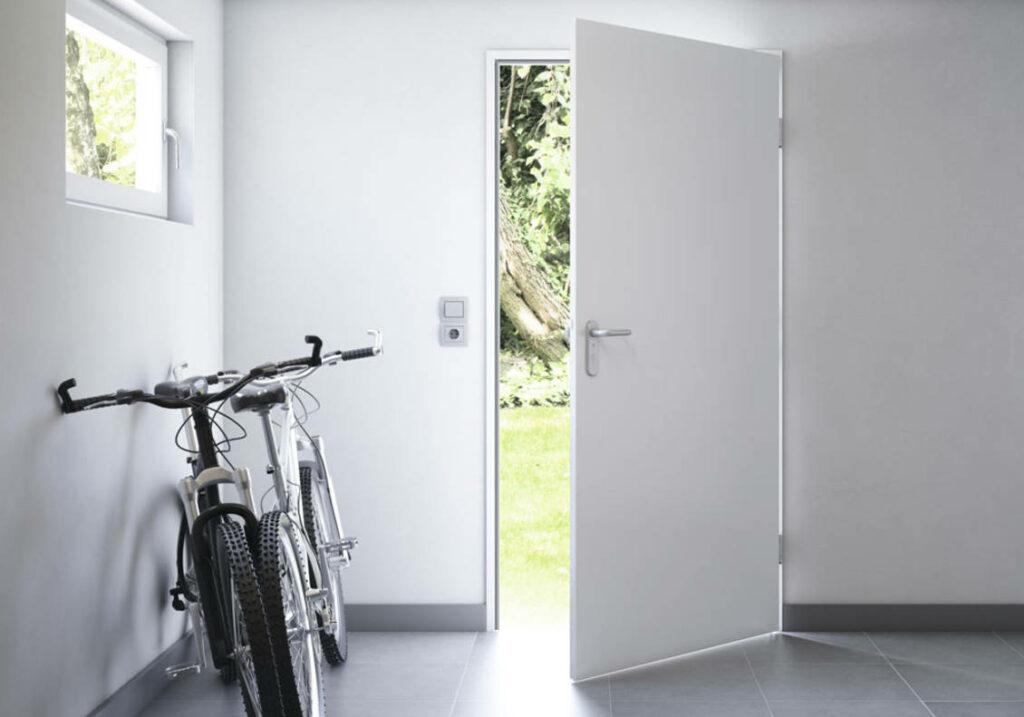 Bezpečnostní dveře KSI 40
