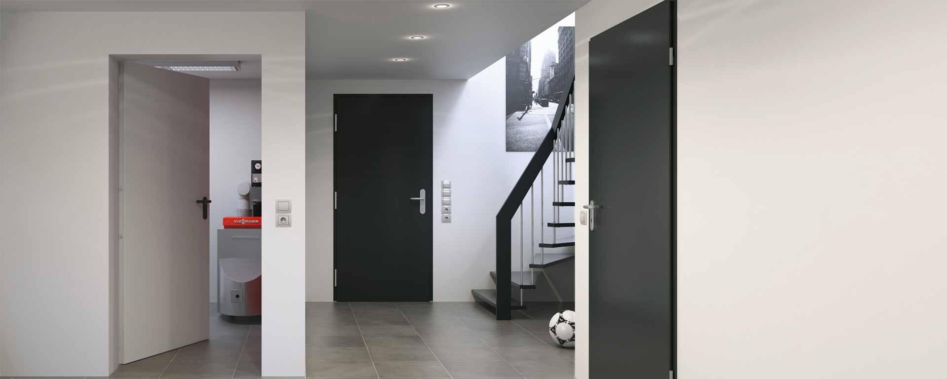 Funkční a protipožární dveře