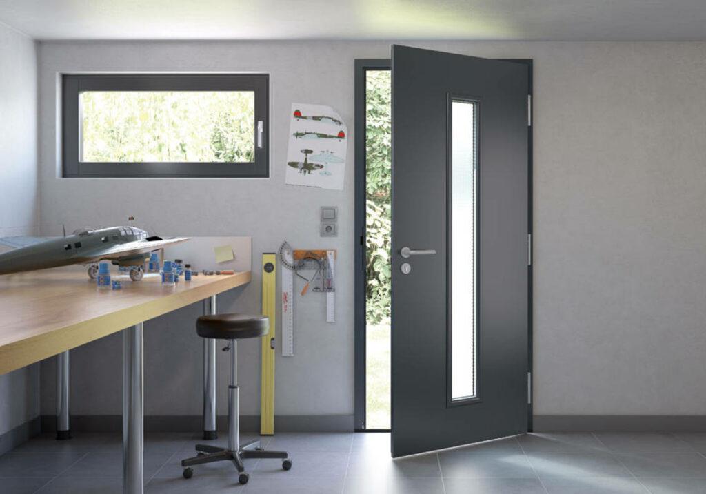 Multifunkční dveře MZ Thermo46