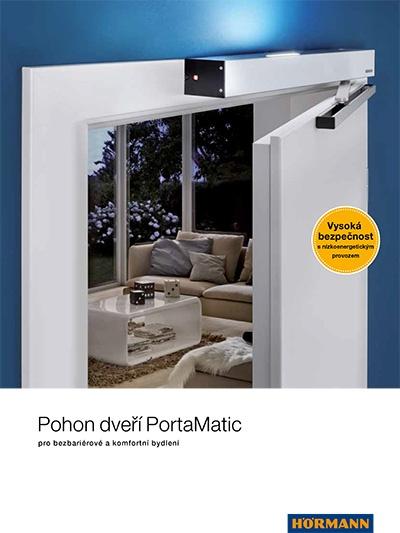 Pohon dveří PortaMatic